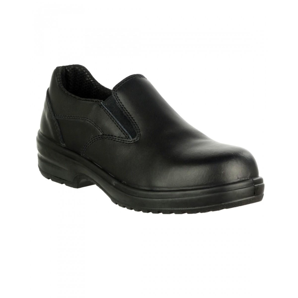 amblers fs94c womens slip on safety shoes charnwood