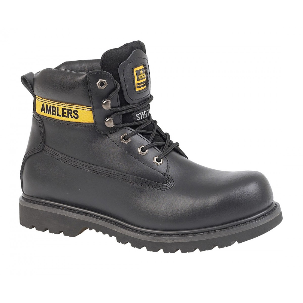 Steel Toe Capped Boots Shoes