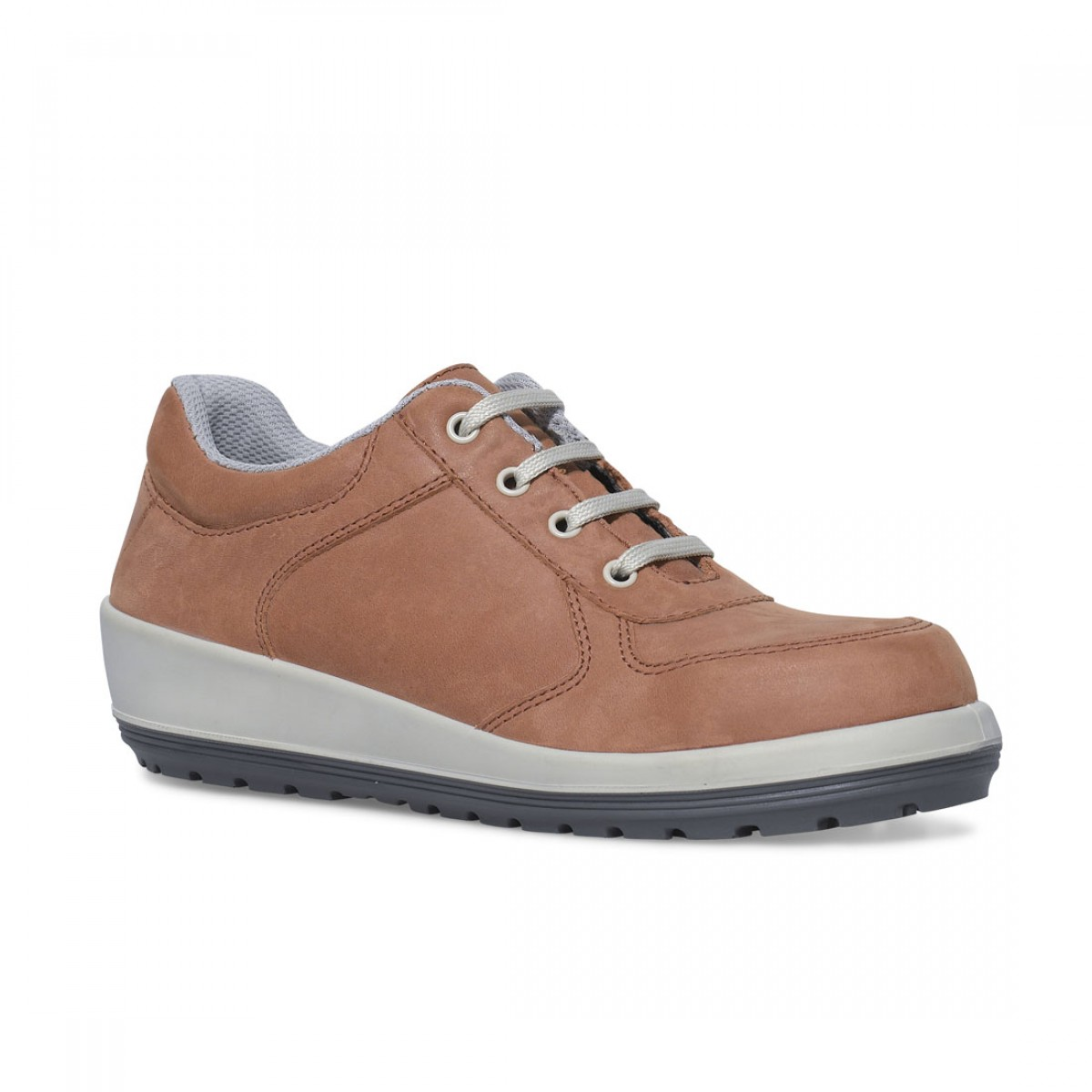 parade footwear brava brick leather womens casual s3
