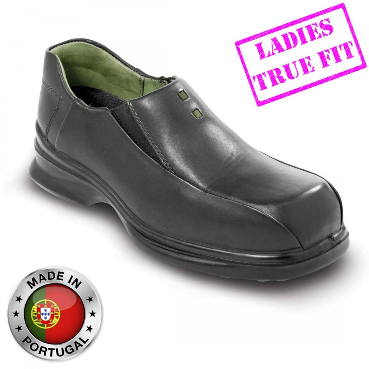 Ladies Lavoro Safety Shoes Uk