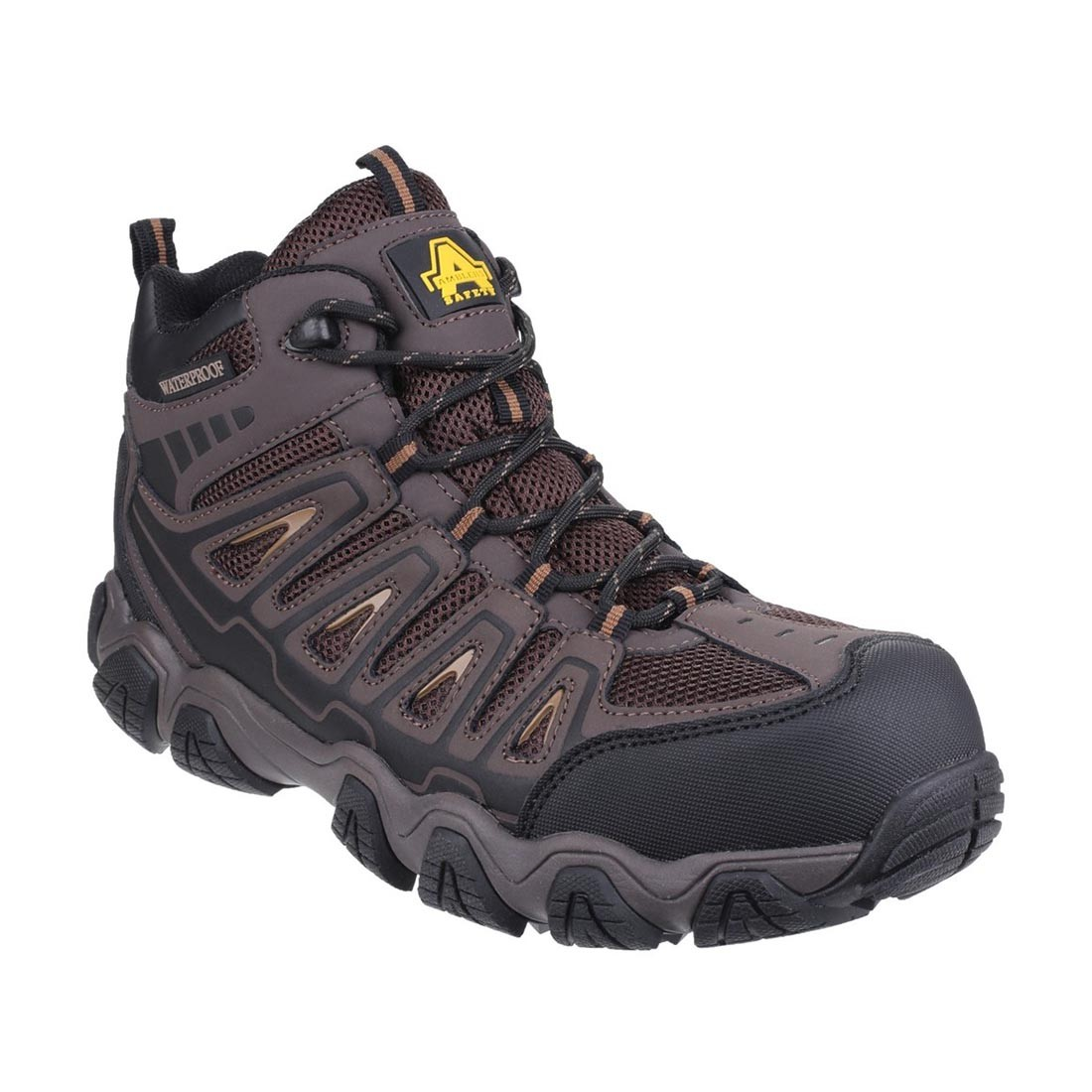 Amblers Safety AS801 Rockingham Metal Free Waterproof Safety Boots