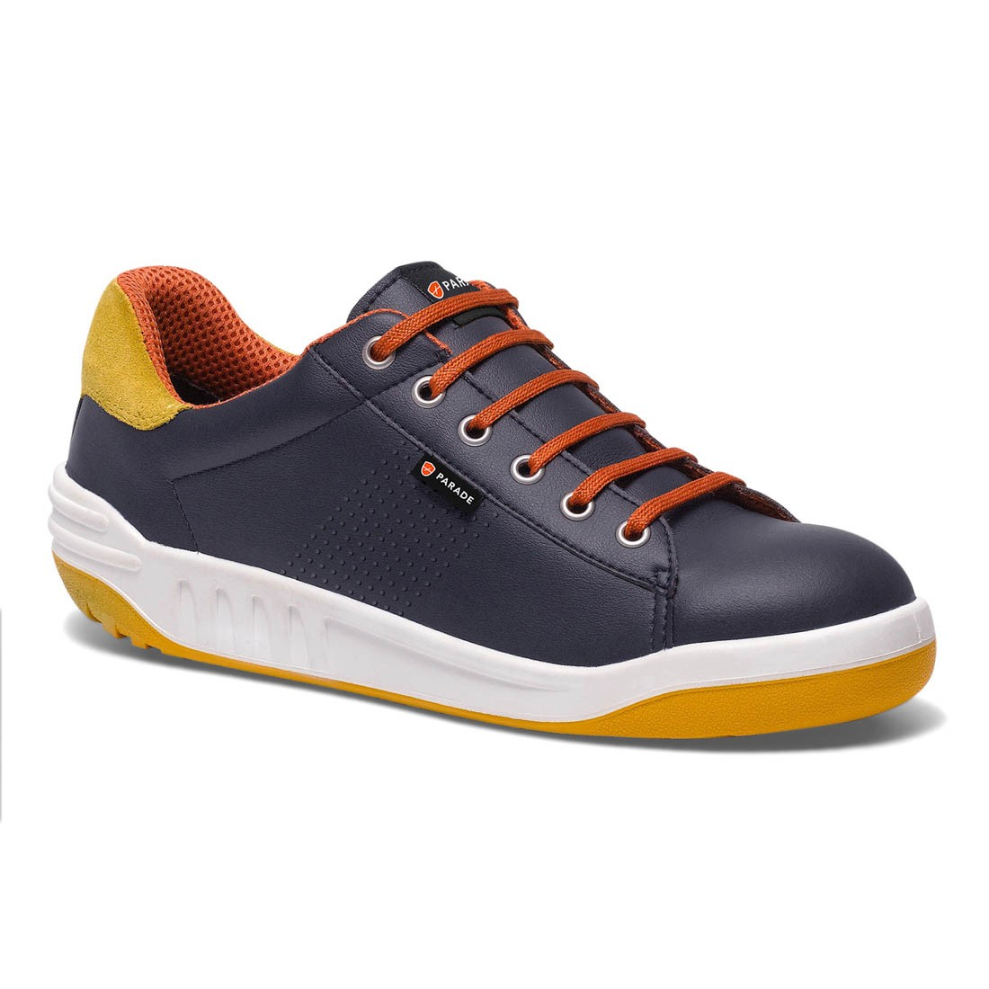 Parade Jamma Carnival Blue Lightweight VPS Unisex Safety Trainer Shoes