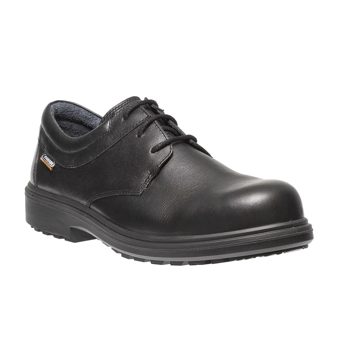 Parade Odessa Metal Free Smart Executive Mens Black Leather Safety Shoes