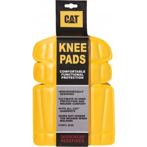 Caterpillar CW-91 Knee Pads Yellow