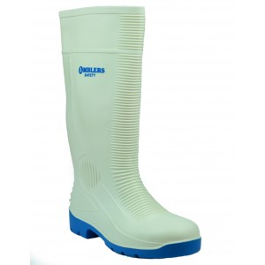 Amblers FS98 White S4 Safety Wellingtons