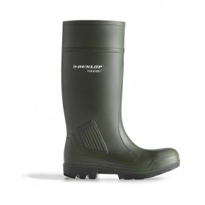Wellies - Green Dunlop Purofort PRO
