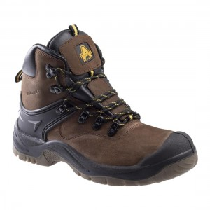 Amblers Safety FS197 Wide Fit Waterproof S3 Mens Safety Hiker Boots