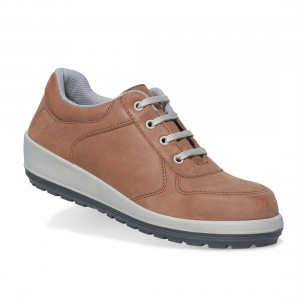 Parade Footwear Brava Brick Leather Womens Casual S3 Safety Work Shoes