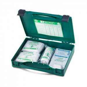 1 Person HSE Boxed First Aid Kits