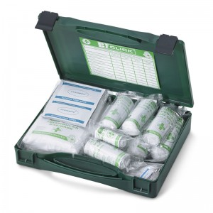 HSE 10 Person Boxed First Aid Kits