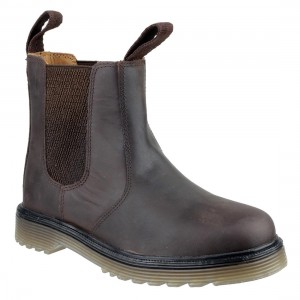 Amblers Chelmsford Dealer Boots Brown