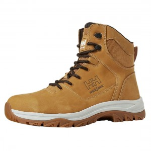 Helly Hansen Ferrous Honey Nubuck S3 Water Resistant Safety Boots