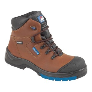 Himalayan 5161 Hygrip Brown Non Metallic Waterproof S3 Safety Boots