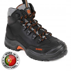 No Risk MacKenzie Metal Free S3 Safety Work Boots