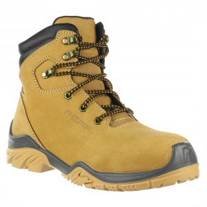 Perf Sniper Honey Nubuck Metal Free S3 SRC Mens Safety Work Boots
