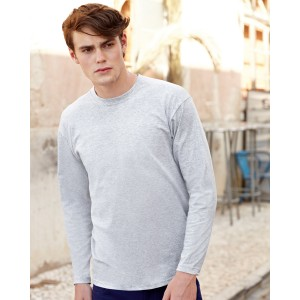 Fruit Of The Loom Value Long Sleeve Tee