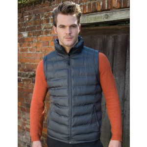 Result Urban Mens Ice Bird Padded Gilet