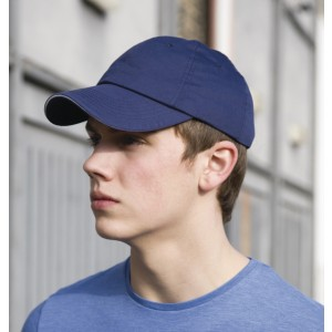 Result Unwashed Fine Line Cotton Cap