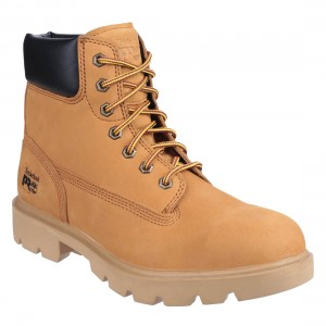Timberland Pro Sawhorse Traditional Honey Nubuck Mens Safety Boots