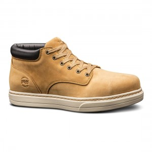 Timberland Pro Disruptor Honey Nubuck ESD SRC Mens Safety Boots