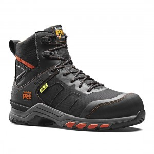 Timberland Pro Hypercharge ESD S3 Black Cordura Safety Work Boots