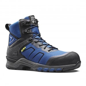Timberland Pro Hypercharge ESD S3 Teal Cordura Safety Work Boots