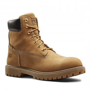 Timberland Pro Iconic Honey Nubuck Leather S3 Waterproof Safety Boots