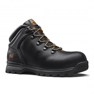 Timberland Pro Splitrock XT Water Resistant Black Leather Safety Boots