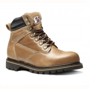 V12 Mohawk V1244 Vintage Leather Goodyear Welted Safety Boots