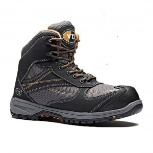 V12 Torque V1940 ESD Metal Free Black Lightweight Mens Safety Boots