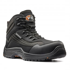 V12 Caiman V1501 IGS Waterproof S3 SRC Mens Safety Hiker Work Boots