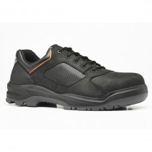 Parade Footwear Trail Lightweight Black Unisex Metal Free Safety Shoes