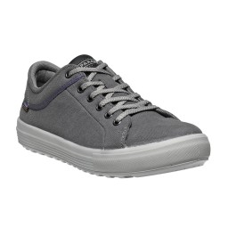 Parade Footwear Lightweight Valley Grey and White Safety Work Sneakers