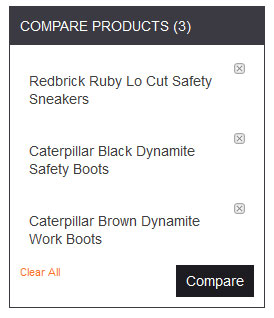 Compare Product List